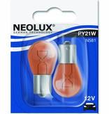 Neolux Gloeilamp 12V 21W BAU15S