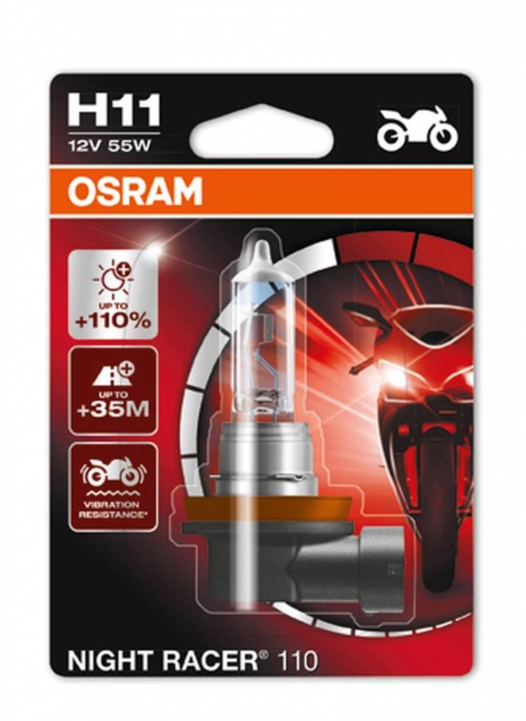 Osram Night Racer 110% H11