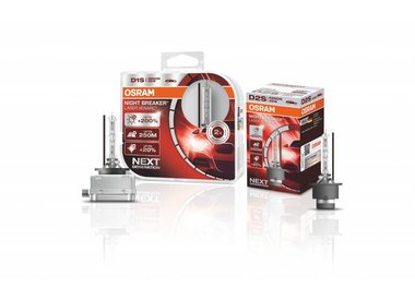 Osram Xenon Night Breaker Laser