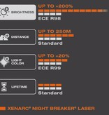 Osram Xenon Night Breaker Laser D3S Single