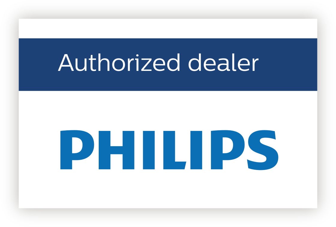 Philips Authorized Dealer