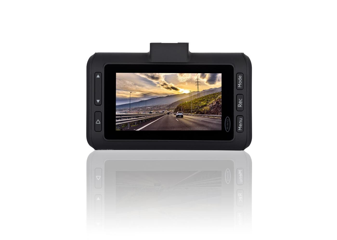 Ring Dash Cam met Night Vision en Parking mode R30 - Autolampen.nl