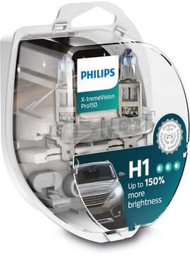 Philips H1 XtremeVision Pro150 Duobox