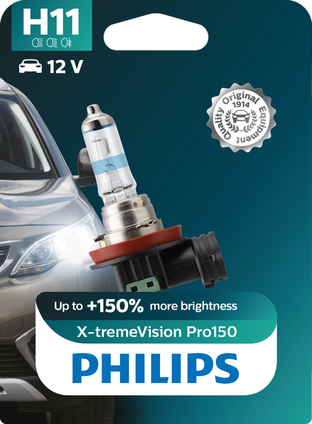 Philips  H11  XtremeVision pro150