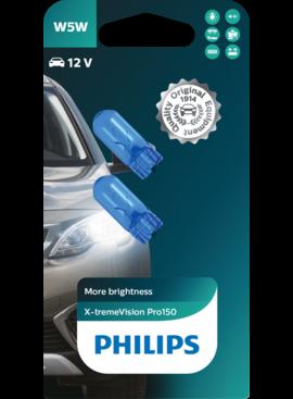 Philips Wedge Base W5W XtremeVision pro150
