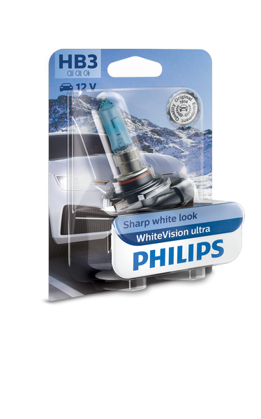 Philips  HB3 / 9005 Whitevision ULTRA