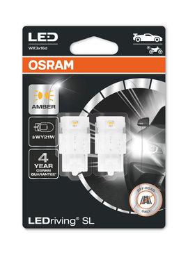 Osram Ledriving WY21/W oranje