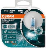 Osram COOL BLUE® INTENSE (NextGen) H7 +100%