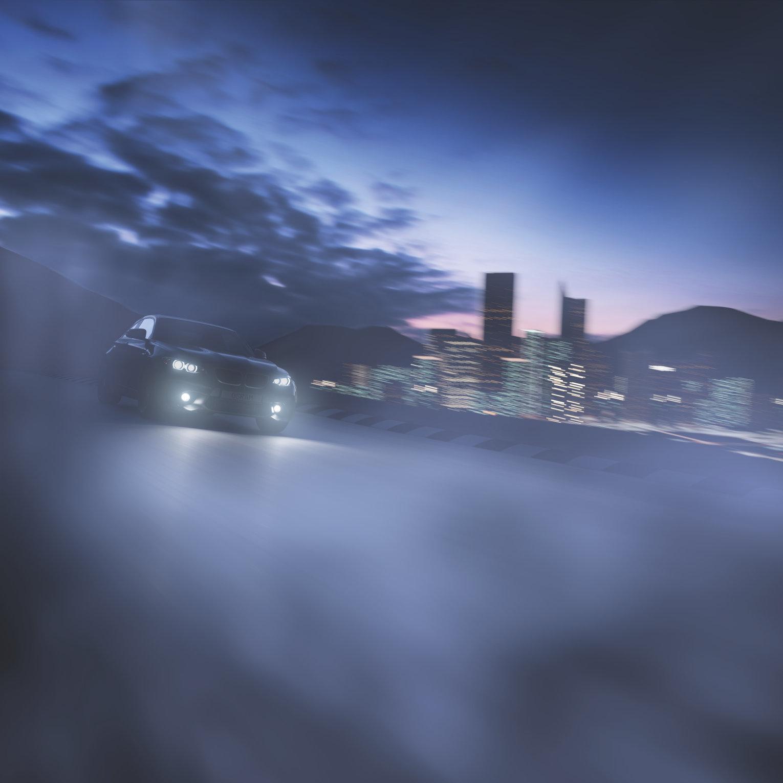 Osram Ledriving Fog lamp H8/H11/H16