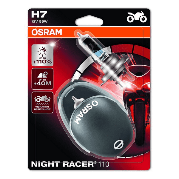 Osram Night Racer 110% H7