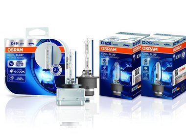 Osram Xenon Cool Blue Intense