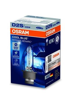 Osram Xenon Cool Blue Intense D2S single
