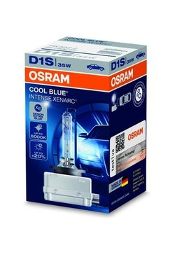 Osram Xenon Cool Blue Intense D1S single