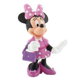Bullyland Minnie Mouse met tas