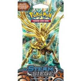 The Pokemon Company Pokemon Steam Siege sleeved booster pack