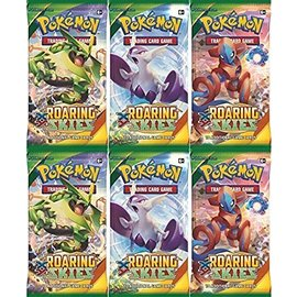 The Pokemon Company Pokemon booster Roaring Skies