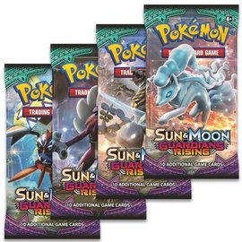 The Pokemon Company Pokemon booster Sun & Moon Guardians Rising