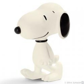 Schleich Peanuts Snoopy laufend