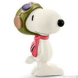 Schleich Peanuts Snoopy Flying Ace