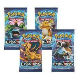 The Pokemon Company Pokemon booster Evolutions