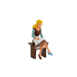 Bullyland Prinzessin Aschenputtel / Cinderella, passend