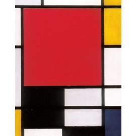Tushita Notebook A5 Piet Mondriaan