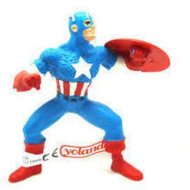 Yolanda Captain America