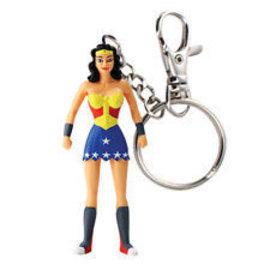 NJCroce Bendable Schlüsselanhänger Wonder Woman