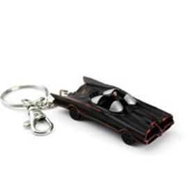 NJCroce Bendable Keychain Batmobile