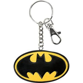 NJCroce Bendable Schlüsselanhänger Batsignal