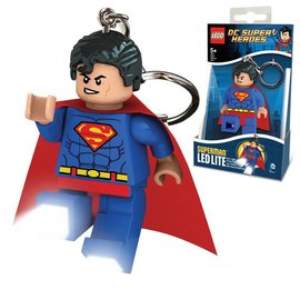 lego DC Super Heroes Keychain - Superman