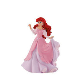Bullyland Princess Arielle / The Little Mermaid, pink