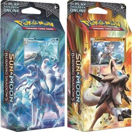 The Pokemon Company Pokemon Theme Deck Burning Shadows