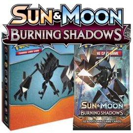 The Pokemon Company Pokemon album & booster Sun & Moon Burning Shadows