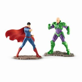 Schleich Justice League - Superman vs Lex Luthor