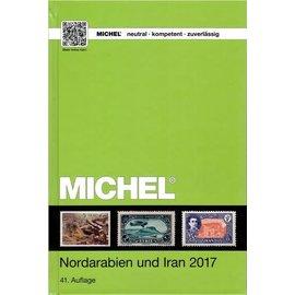 Michel 10.1 Nordarabien und Iran 2017