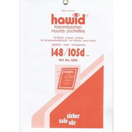 Hawid 148 x 105 mm glashelder