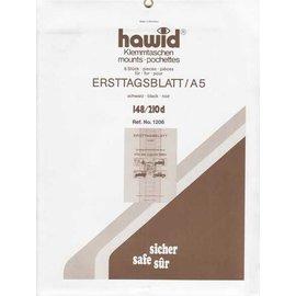 Hawid 148 x 210 mm zwart