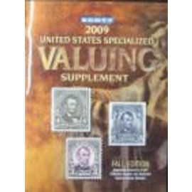 Scott 2009 United States Specialized Valuing Supplement