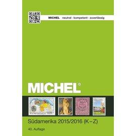 Michel 3.2 Südamerika 2016 (K-Z)