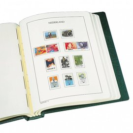 Leuchtturm album SF Nederland deel 1 1852-1969