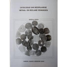 Mevius Betaal- & Reclame Penningen Niederlande