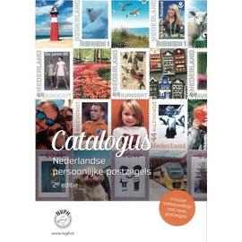 NVPH Catalogus Nederlandse persoonlijke postzegels
