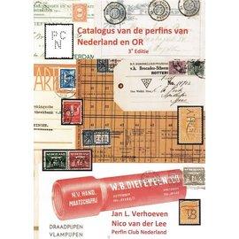 PCN Catalogus van de perfins van Niederlande en OR 3e editie