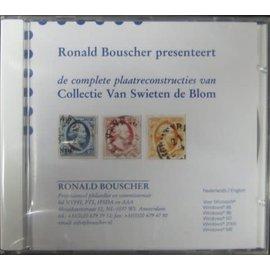Bouscher CD-ROM Nederland platen emissie 1852