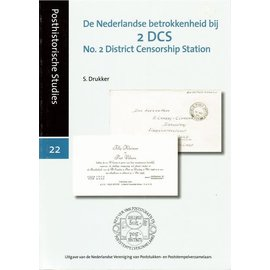 Po & Po De Nederlandse betrokkenheid bij 2 DCS · No. 2 District Censorship Station