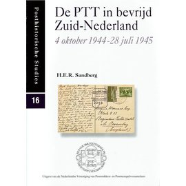 Po & Po De PTT in bevrijd Zuid-Niederlande 1944/1945