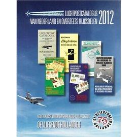 Vliegende Hollander Luchtpostcatalogus van Nederland en Overzeese Rijksdelen