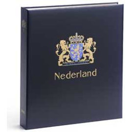 Davo Luxus Album Niederlande komplett I t/m VII 1852-2018