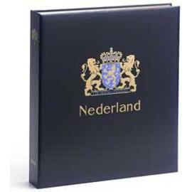Davo LX album Nederland compleet I t/m VII 1852-2019